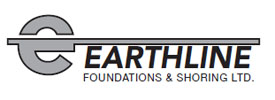 Earthline Foundations and Shoring Logo
